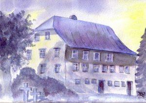 Mörderhus Todtmoos-Prestenberg
